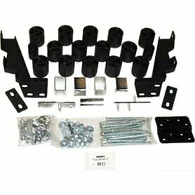 Performance Accessories Body Lift Kit 60063 3 0 In Dodge Ram 1500