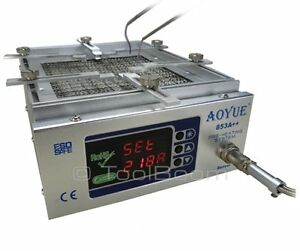 Aoyue Int 853a Infrared Preheater