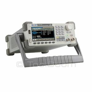 Siglent Sdg5082 Arbitrary Waveform Function Generator 2 Channels 80mhz 500ms s