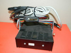 Federal Signal Ss2000 ercsn With Bracket And Wire Harness
