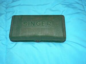Antique Vintage Singer Buttonholder Sewing Machine Needle Tool Attachment Rotary
