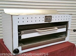 New 36 Salamander Gas Infrared Burner 2959 Nsf Usa Melter Broiler Commercial