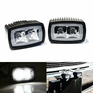 Sr Mini High Power 10w Cree Led Pod Lights For Driving Fog Lamps Search Lighting