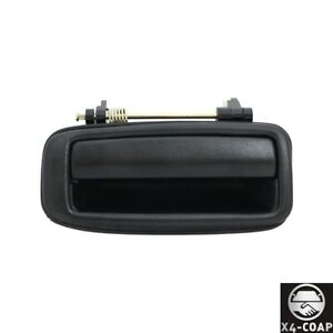 For Toyota Corolla Rear left Driver Side Outer Handle Vaq2 Texture To1520104 Lh