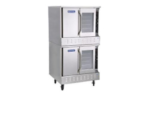 New Convection Oven Double Stack Gas Royal Bakery Depth Rcod 2 3402 Nsf Usa