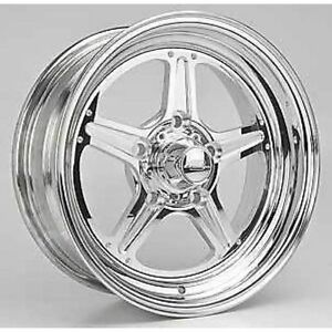 Billet Specialties Rs035606135n Street Lite 15 Diameter Wheel Polished