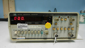 Hp5315a Universal Counter