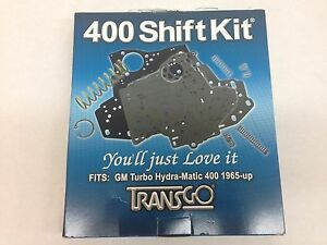 Transgo Th400 Shift Kit 1965 Up Free Shipping