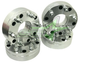 4 Wheel Adapters 5x5 5 To 6x5 5 Use 6 Lug Wheels On 5 Lug Car 2 Inch 1 2 20