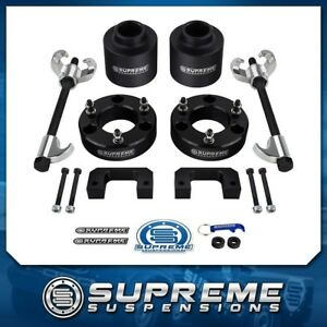 For 07 20 Chevy Tahoe Avalanche 3 5 Front 3 Rear Lift Kit Spring Compressors