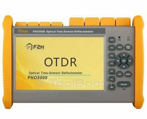 Grandway Fho5000 d43 Optical Time domain Reflectometer 1310 1550 Nm 43 41 Db