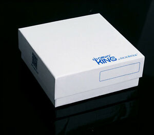 2 100 well Cardboard Freezer Boxes With Dividers Laminated Water Resistant