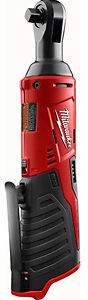 Milwaukee 2457 20 M12 Cordless 3 8 Ratchet Only