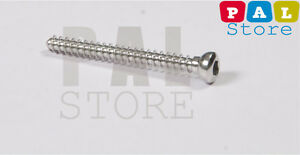 Orthopedic Bone Screws 3 5mm Cortical Self tapping 200 Pieces Screws S s