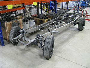 1947 To 1954 Chevy Truck Rolling Chassis