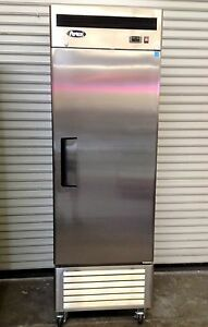 New 1 Door Reach In Cooler Commercial Restaurant Refrigerator Atosa Mb8505 1932