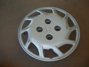 1994 94 Honda Accord Hubcap Rim Wheel Cover Hub Cap 14 Oem Used 55030