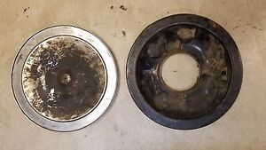 1967 396 Ss Air Cleaner Gm Original