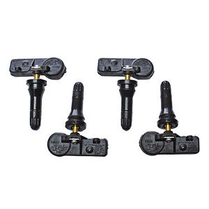 new Ford Motorcraft Set Of 4 Tire Pressure Monitoring Sensors Tpms