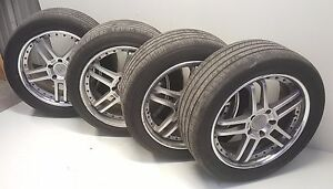 03 06 Porsche Cayenne Wheels Rims Tires 19 19 Inch Ssr Racing Semi Solid Forged