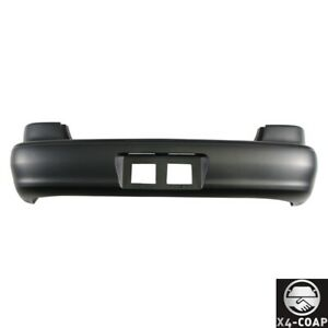 Rear Bumper Cover For Toyota Corolla To1100185 5215902903 New