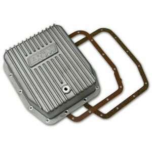 B M 40291 Cast Deep Transmission Pan For Aode 4r70w