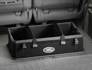 Land Rover New Collapsible Rear Cargo Organizer Oem Eea500050pvj