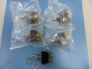 Carling 7563k6 Qty Of 5 Per Lot Sws togg Toggle Switch