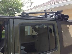 Jeep Wrangler Sunrider Soft Top Black Hook N Loop Tie Down Straps For 2007 2018