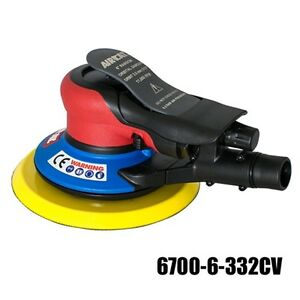 Aircat 6 Central Vac Orbital Palm Sander 3 32 Orbit Pattern 6700 6 332cv