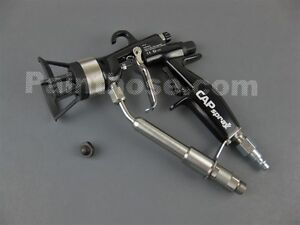 Titan 0524358 524358 Capspray Gm3600 Air Assisted Airless Spray Gun