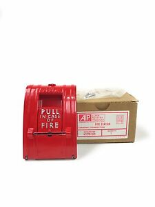 New Aip Alarm Industry Products Fire Pull Station Ai270 spo Terminal Connection