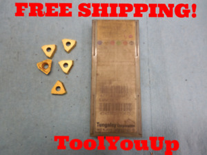 5pcs New Tungaloy Tpmm 322 Erd T 313 W Inserts Cnc Tooling Machine Shop Tools