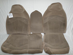 1999 Ford F 150 Oem Seat Cover Take Off