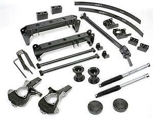 Pro Comp Suspension 6 Inch Lift Kit With Pro Runner Shocks K1144bp