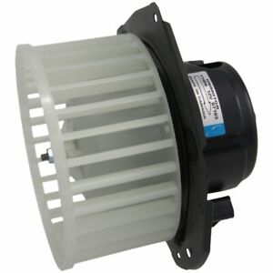 Ac Delco Blower Motor New For Chevy S10 Pickup Chevrolet S 10 Gmc 15 80175