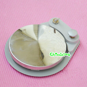 1pc Dental Round Foot Control Pedal Standard Unit Pneumatic 4 Holes New