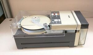 Facit 4070 Desktop Programmable Feed hole 8 Track Paper Tape Punch 0 75 Rps
