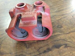 Case Ih Female Coupler Body 544788r1 For Hydro 186 766 786 856 886 966
