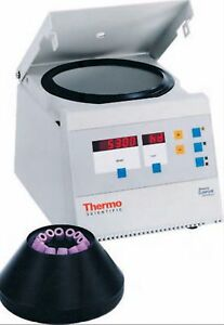 New Thermo Scientific 75003539 Compact Heraeus Clinifuge Centrifuge 1 025 00