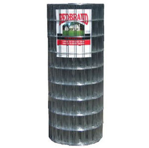 Red Brand 84066 9 p Welded Wire Fencing 14 gauge 2 X 4 Mesh 36 X 100