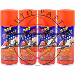 Performix 11307 Plasti Dip Classic Muscle Hugger Orange X4 Aerosol 11 Oz