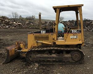 1999 Cat D3c Xl Iii Dozer