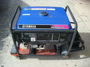 Yamaha Generators Information On Purchasing New And Used