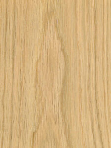 White Oak Wood Veneer Plain Sliced Paper Backer Backing 2 X 8 24 X 96