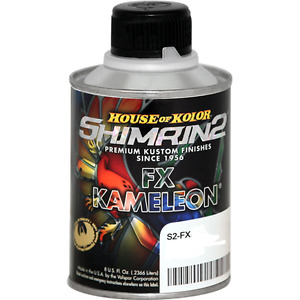 S2 fx54 Kameleon Sapphire Effect Pac Fx 1 2 Pint House Of Kolor Shimrin 2