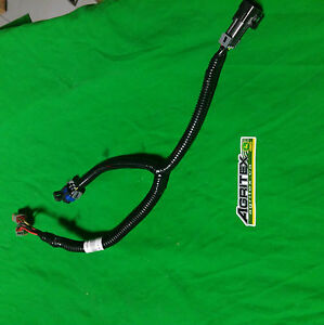 John Deere Seed Monitor And Variable Rate Drive Wiring Harness Aa50348