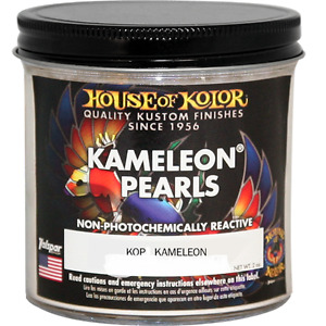 Kop10 Shady Green Kameleon Opal House Of Kolor 2 Oz new Old Stock
