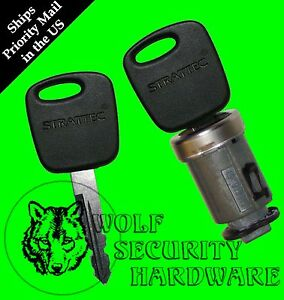 Escape Focus Tribute Ignition Key Switch Lock Cylinder Tumbler 2 Pats Keys