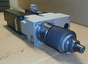 Bosch Rexroth Press Spindle 0 608 600 001 W Servo Motor 0 608 701 014